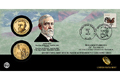 Benjamin Harrison First Day Coin Cover