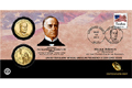 William McKinley First Day Coin Cover