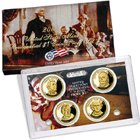 2008 Presidential Proof Set