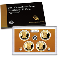 2012 Presidential Proof Set
